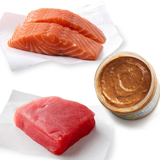healthy protein choices