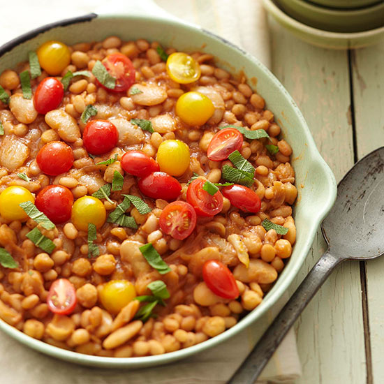 All-American Skillet Beans