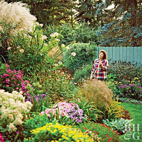 Easy Ways to Make Your Yard More   Better Homes ... Canada Backyard Landscape Ideas on easy landscaping ideas, backyard swimming pools, home landscaping ideas, backyard landscaping, landscaping design ideas, backyard gardening, outdoor lighting ideas, residential landscaping ideas, gardening ideas, backyard fountains, backyard succulents, kitchen ideas, curb appeal landscaping ideas, landscaping plants ideas, lawn care ideas, professional landscaping ideas, landscaping edging ideas, retaining walls ideas, outdoor landscaping ideas, backyard trees,
