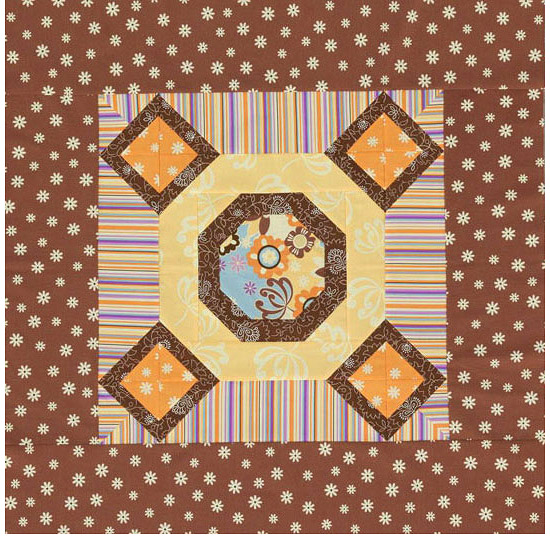 Timeless Treasures fabric quilt