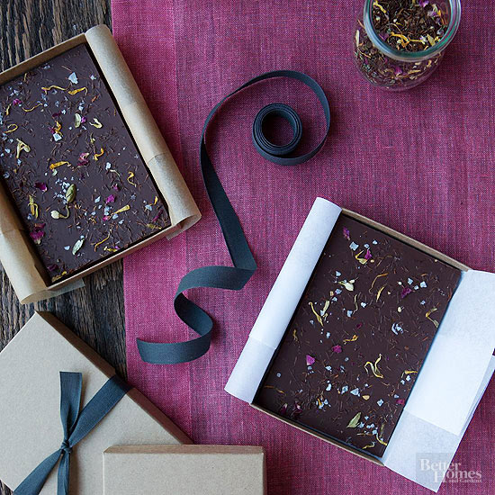 Chocolate Tea Bark
