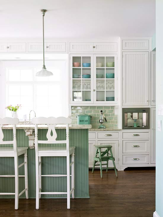 Cottage Cabinetry