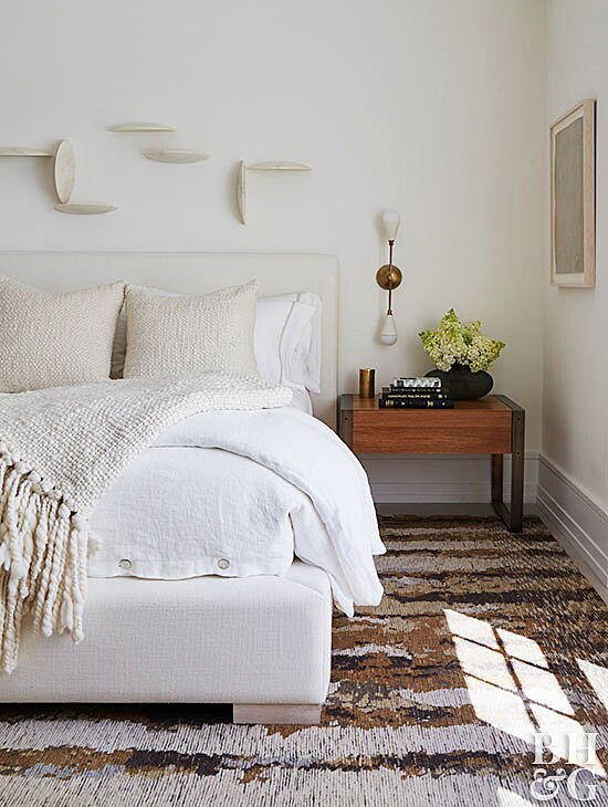 . White Bedroom Ideas That Are Anything But Boring