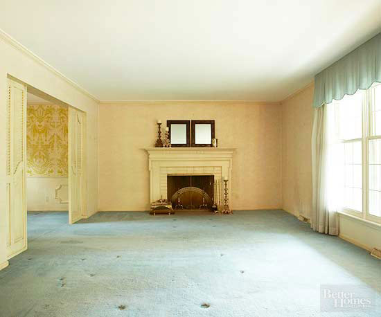 Before: A Neglected Space