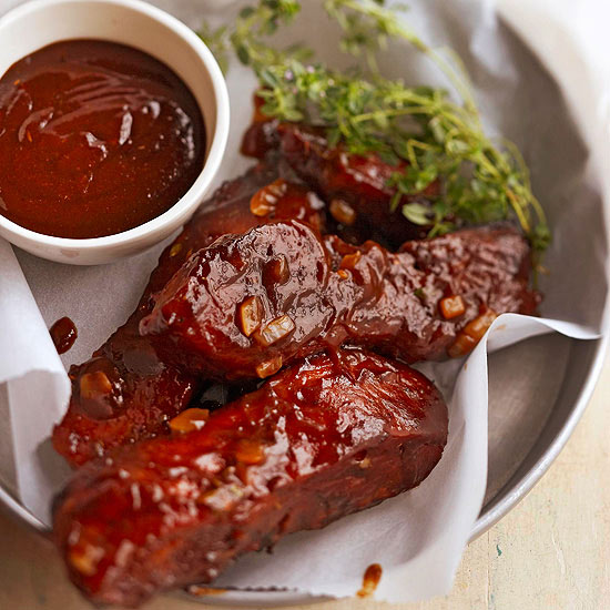 Slow Cooked Barbecue Country-Style Ribs