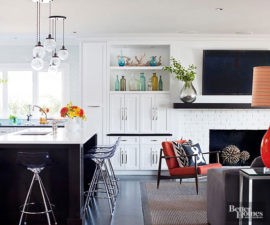 Kitchens Are the New Family Rooms
