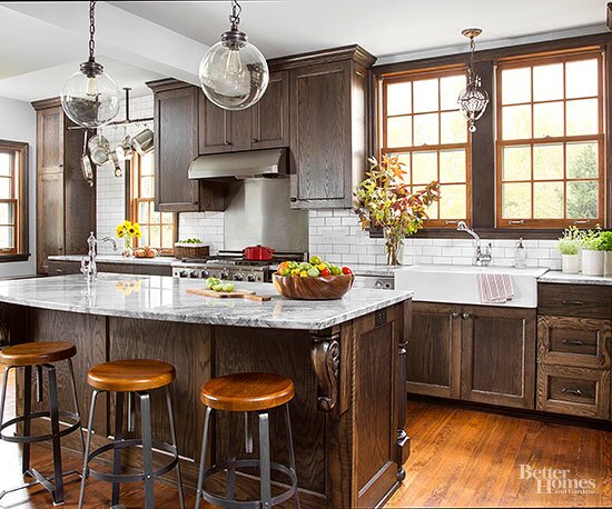 Kitchen Cabinet Wood Choices | Better Homes & Gardens