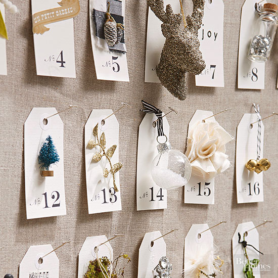 Tag-It Advent Calendar