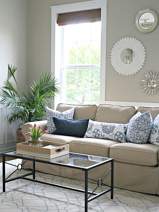 Walmart Blogger Image- living room