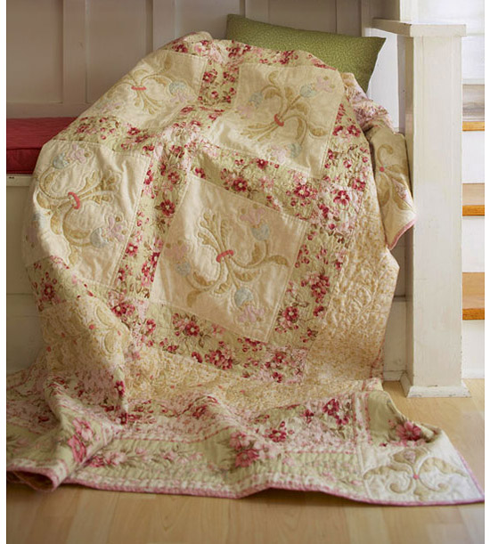 Elegant Quilting Project