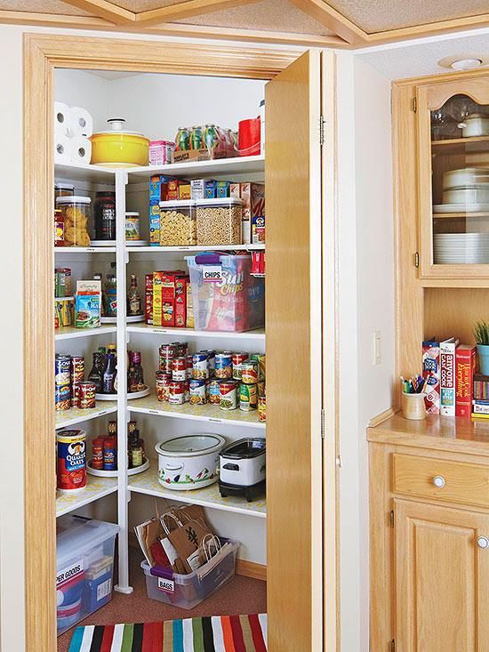 Pantry Makeover Images