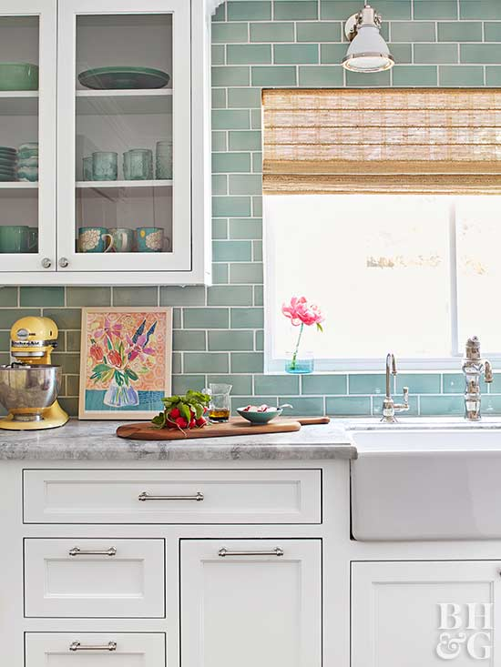Build a Better Backsplash