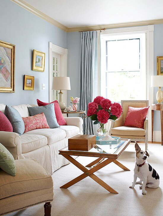 Condo Decorating Ideas Adding Color Character