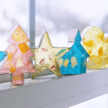 Candied Light Catchers