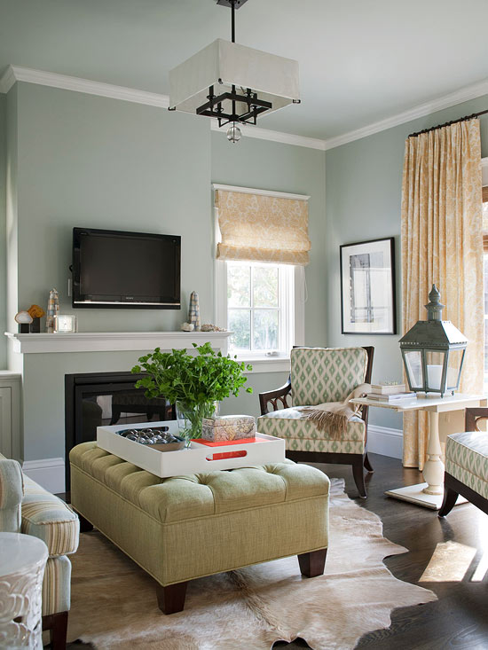 Living Room Color Schemes Better Homes Gardens