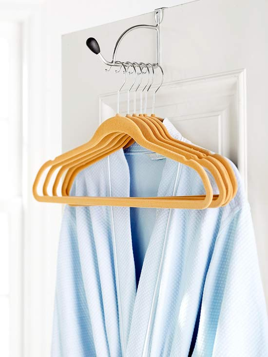 Provide Extra Hangers