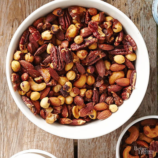 Sweet-and-Hot Nuts