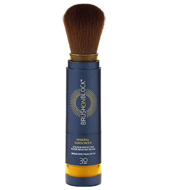 Brush On Block Mineral Sunscreen Broad Spectrum SPF 30