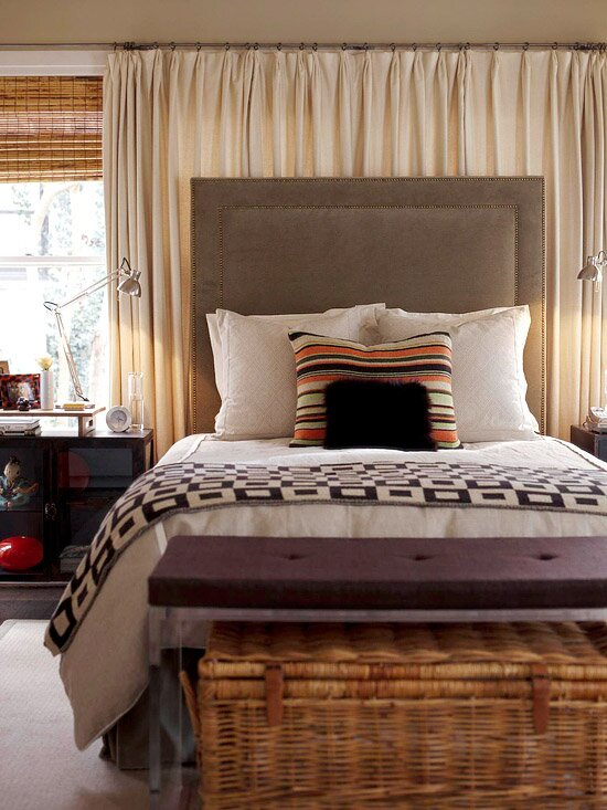 . Contemporary Sleeping Spaces Slide Show