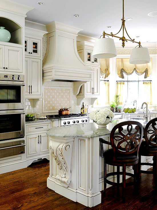 Traditional French Kitchen Better