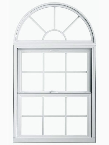 Energy-Efficient Double-Hung Window