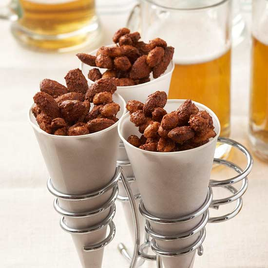 Mixed Nuts with a Punch