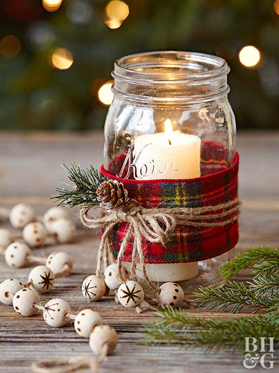 Adorable Mason Jar Christmas Crafts Better Homes Gardens