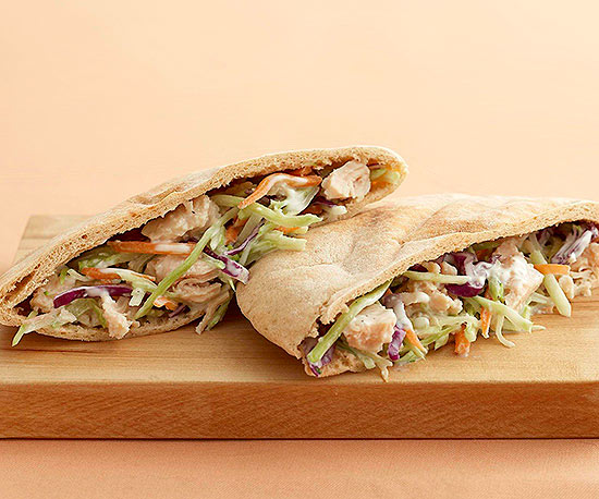 Ranch Chicken Pita Pocket
