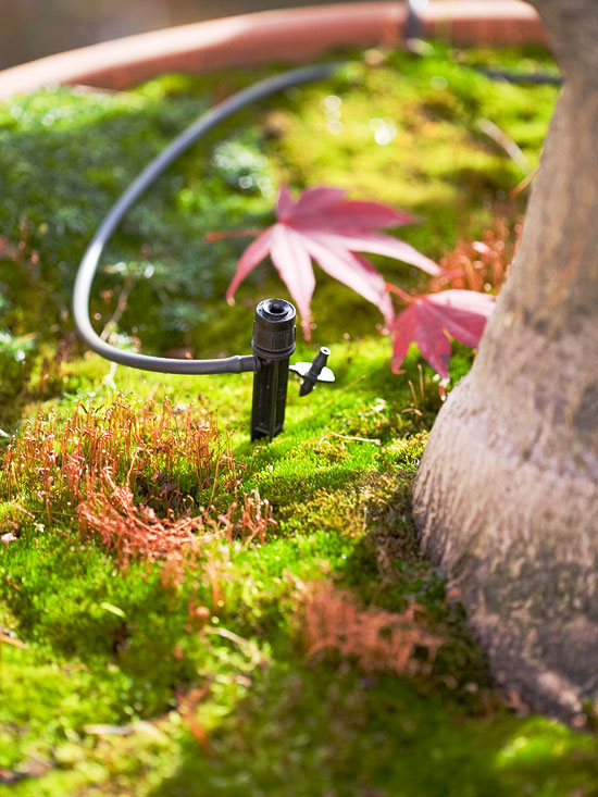 Winterize Faucets and Sprinklers