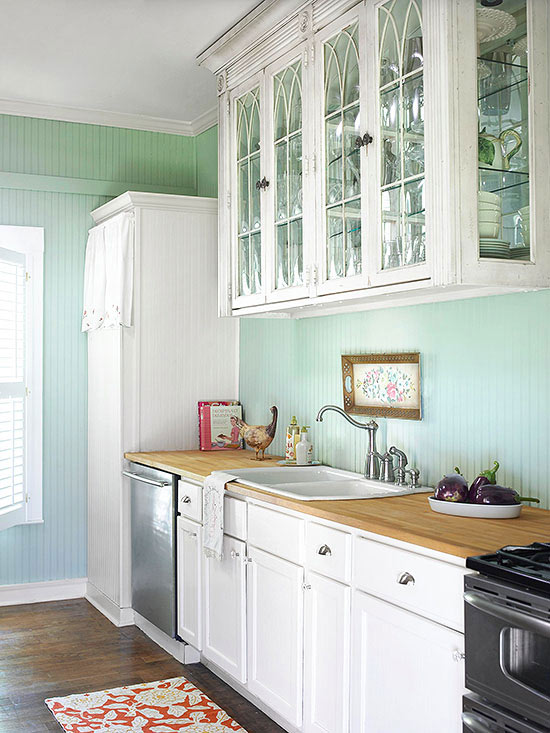 Kitchen Countertop and cabinets