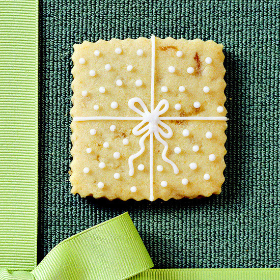 Pineapple and Macadamia Nut Shortbread