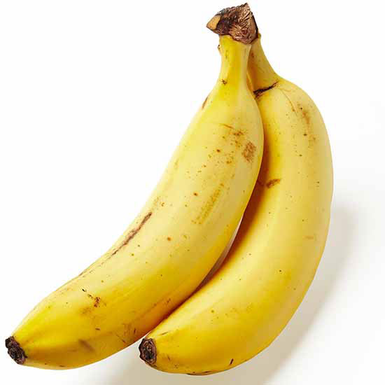 How many calories in bananas
