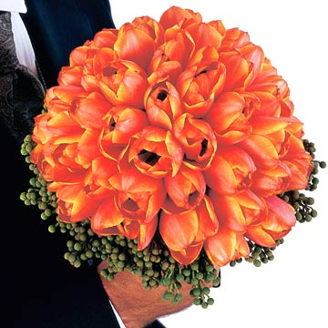 Beautify a Large Bouquet