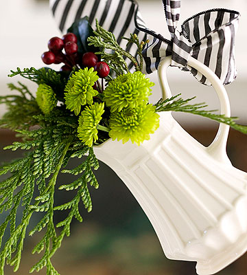 Creamer Ornaments
