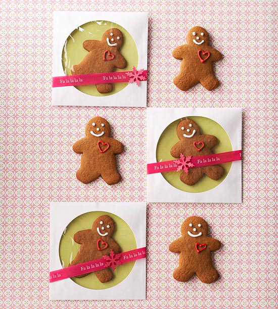 Peek-A-Boo Envelope for Cutout Cookies