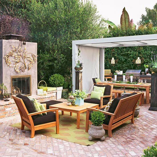 Patio Furniture Ideas Better Homes