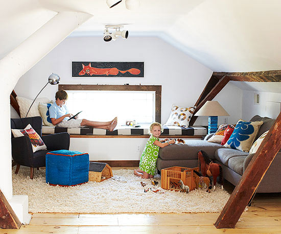 boys bedroom loft