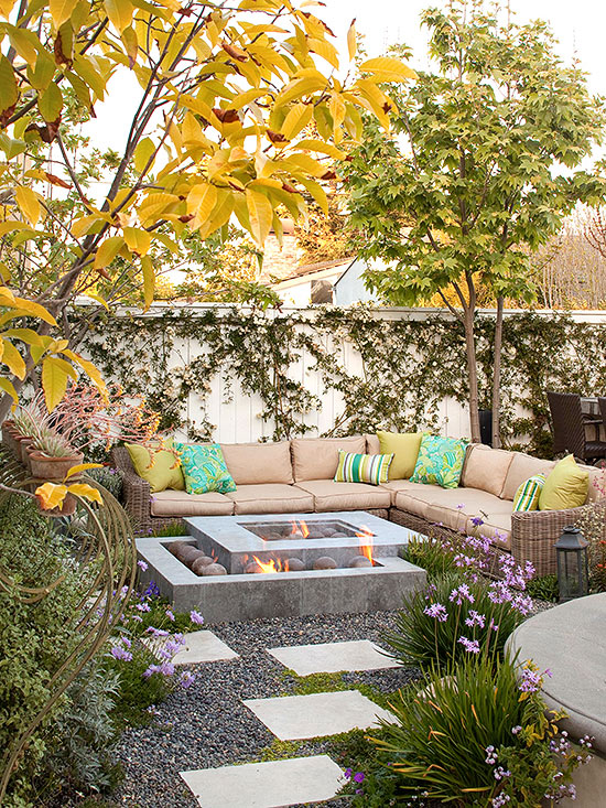 Easy Outdoor Room Ideas