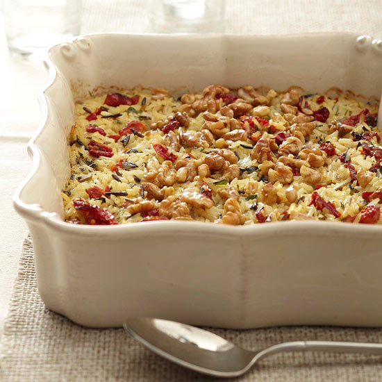 Dried Tomato Rice Stuffing