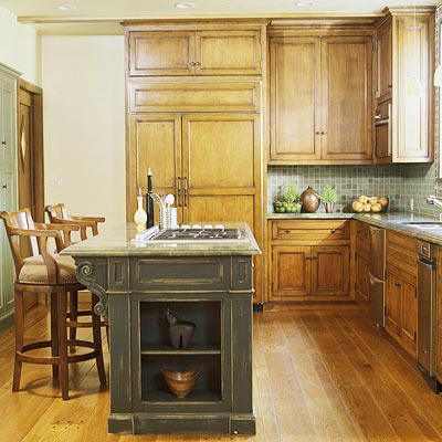 L Shaped Kitchen Design Better Homes Gardens