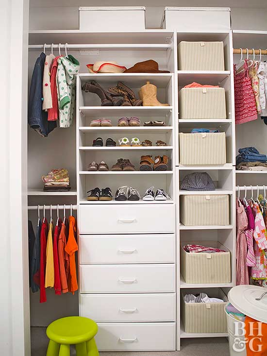 Plan Your Storage Space