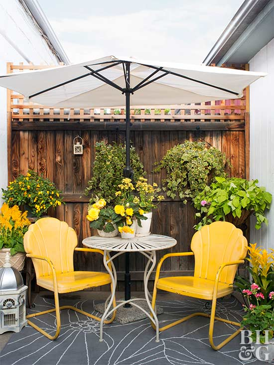 Happy Patio