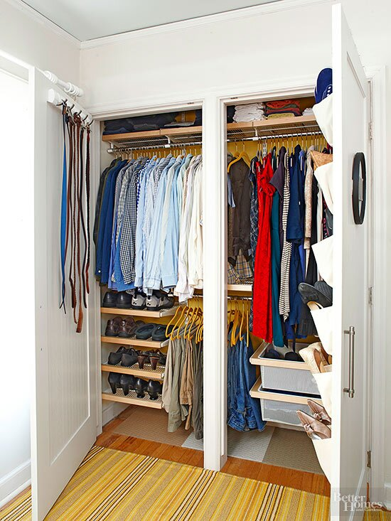 Framing for Closet Doors | Better Homes & Gardens