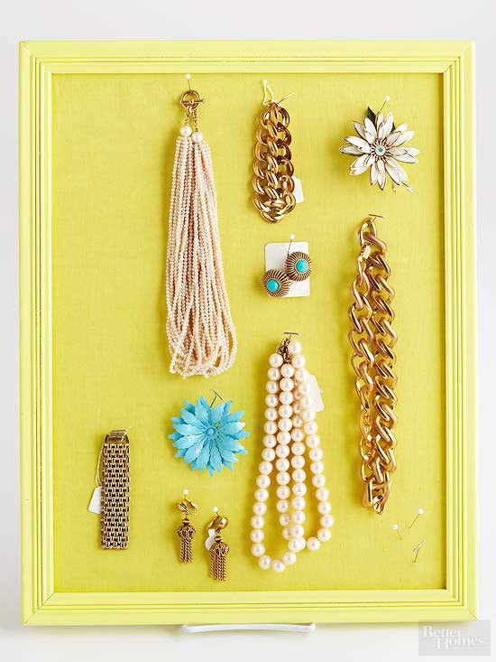 Jewelry Bulletin Board