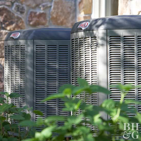 Heating and Cooling System, BHG.com, BHG, Better Homes and Gardens, home improvement, remodeling, green, eco friendly, eco-friendly, healthy, home design, safe, home ideas, air quality, green building
