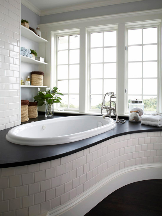 Impressive Bathtub Surround