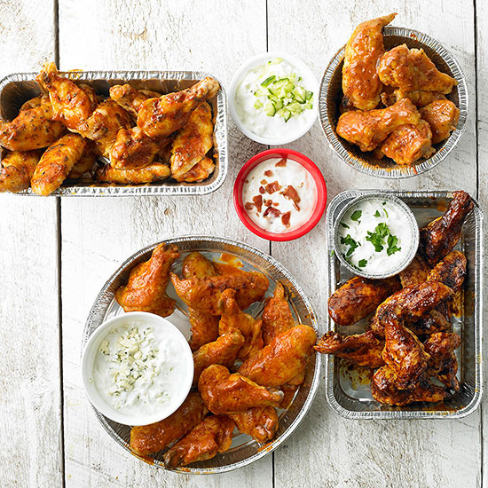 Heat Up Classic Hot Wings