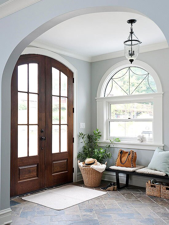 Windows Bring Light And Views To Entry Areas On The Front Back Or Side Of Home They Add Architectural Character