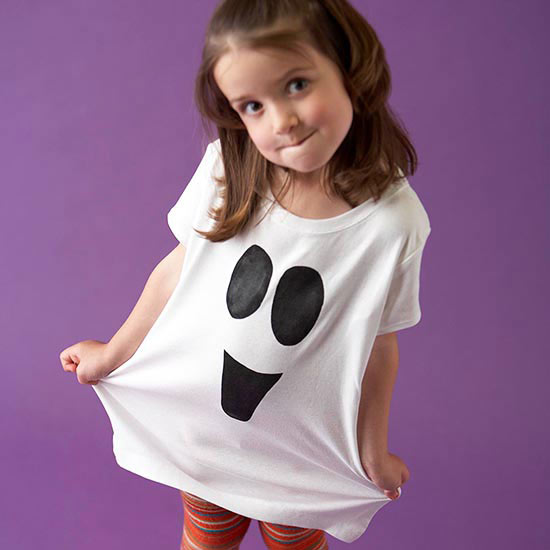 Halloween Ghost Shirt