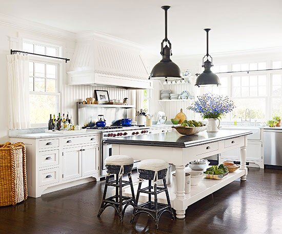 25 Beautiful Country Kitchens To Copy Asap